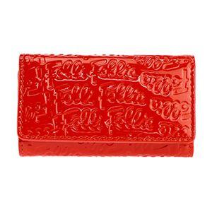 FOLLI FOLLIE (フォリフォリ) WA0L034SR/RED 長財布