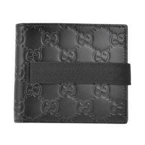 Gucci (グッチ) 406470-CWC2N/1000 二つ折り財布