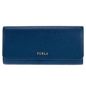Furla (フルラ) 856529/BLU GINEPRO 長財布