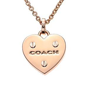 Coach (コーチ) F57344/RGD/N/1 ネックレス