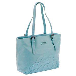 FOLLI FOLLIE (フォリフォリ) HB15L041ALU/BLUE 手提げバッグ