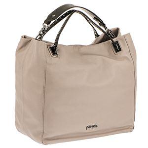 FOLLI FOLLIE (フォリフォリ) OB15L006ADA/GRY 手提げバッグ