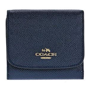 Coach (コーチ) F53716/LINAV/1 三つ折り財布