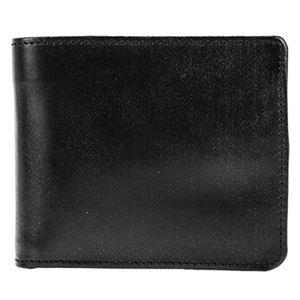 GLENROYAL (グレンロイヤル) 03-4128/NEW BLACK 二つ折り財布