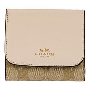 Coach (コーチ) F53837/IMDQC ダブルホック財布