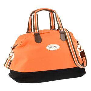 FOLLI FOLLIE (フォリフォリ) HB1C010WOK/OR/BK 手提げバッグ