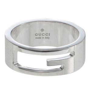 Gucci (グッチ) 032660-09840/8106/20 リング 日本サイズ19号 サイズ刻印 20