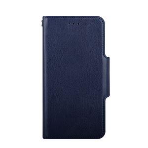 iPhone6s ケース 手帳型 HANSMARE Super Slim Case(ハンスマレ スーパースリムケース)アイフォン iPhone6(Case navy)
