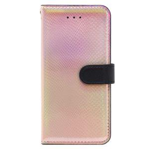 iPhone6s/6 ケース 手帳型 HANSMARE Hologram Diary Edition(ハンスマレ ホログラムダイアリーエディション)アイフォン ローズゴールド(Edition Rose Gold)