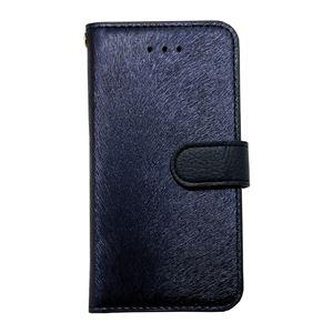 iPhone SE ケース HANSMARE CALF Diary (ハンスマレ カーフダイアリー) アイフォンse/5s/5用 iPhone SE/5s/5(navy blue)