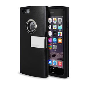 dreamplus iPhone6 Silver Ring Bar ブラック