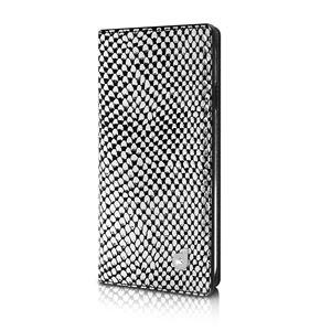 dreamplus iPhone6 シークレットポケットお財布ダイアリーケース シルバー