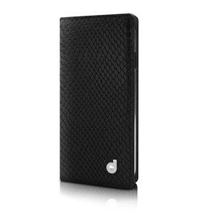 dreamplus iPhone6 シークレットポケットお財布ダイアリーケース ブラック
