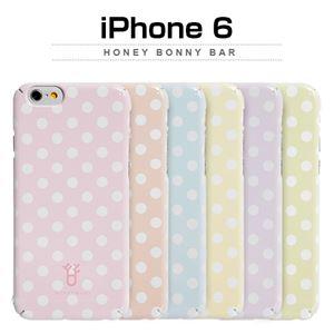 Happymori iPhone6 Honey Bonny Bar モカチョコ