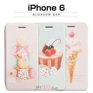 Happymori iPhone6 Le Petit BonBon Flip チョコケーキ