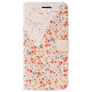 Happymori iPhone6 Plus Blossom Diary オレンジ