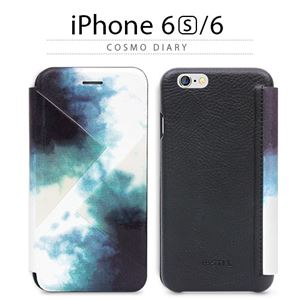 stil iPhone6/6S COSMO Diary ホワイト