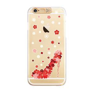 SG iPhone6 Clear Art イルミネーションケース ゴールド スプリングヒール(Gold Spring Heel)