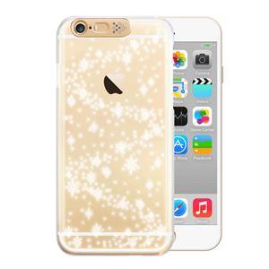 SG iPhone6 i-Clear イルミネーションケース Galaxy Gold