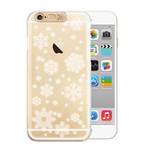 SG iPhone6 i-Clear イルミネーションケース Snow Gold