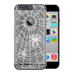 SG iPhone6 i-Clear イルミネーションケース Spider Black