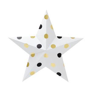 Sweet ball STAR 5 Black & gold