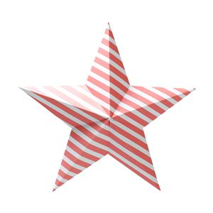 Sweet ball STAR 5 Pink stripe