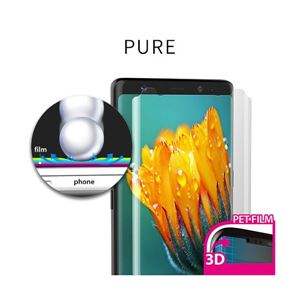 araree Galaxy Note 8 全画面保護フィルム PURE