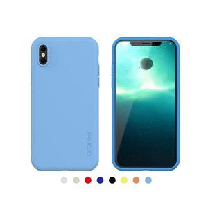 araree iPhone X Airfit ブルー