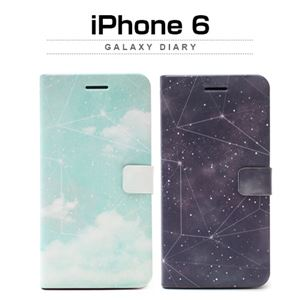 Happymori iPhone 6 Galaxy Diary ブラックホール