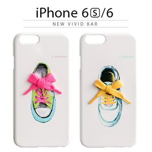 Happymori iPhone 6/6s New Vivid Bar ランニングシューズ