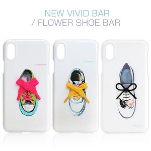 Happymori iPhone X New Vivid Bar スニーカー