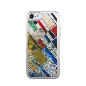 iCover iPhone 8 / 7 Sparkle case Stone Art