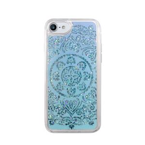iCover iPhone 8 / 7 Sparkle case White lace