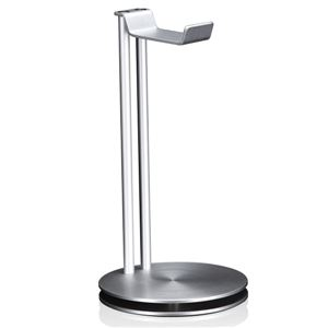 Just Mobile HeadStand Deluxe Headphone Stand (Silver)