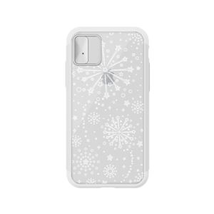 LIGHT UP CASE iPhone X Lighting Shield Case Fireworks (ローズゴールド)