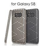 stil Galaxy S8 KAISER 2 マイクロチタン