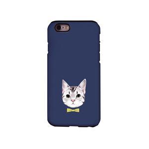 Dparks iPhone6/6s タフケース Cat シリーズ American Shorthair