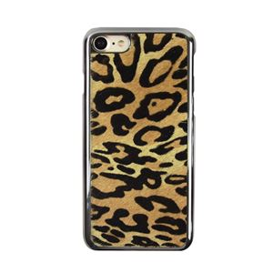 GAZE iPhone8/7 Leopard Calf Hair Bar