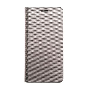 Zenus Galaxy Note 8 Metallic Diary シルバー 【NEOZN】