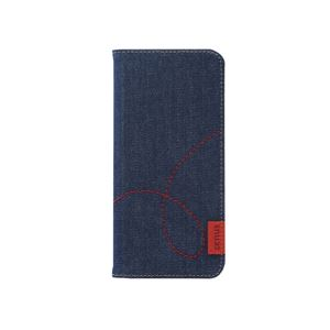 Zenus Galaxy S9 Denim Stitch Diary 【NEOZN】