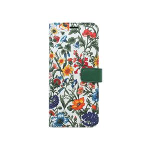 Zenus Galaxy S9 Liberty Diary グリーン 【NEOZN】