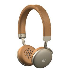 FUTURE Bluetoothヘッドフォン TURBO2 ゴールド