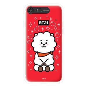 SG Design iPhone 8/7 BT21 GRAPHIC LIGHT UP CASE RJ