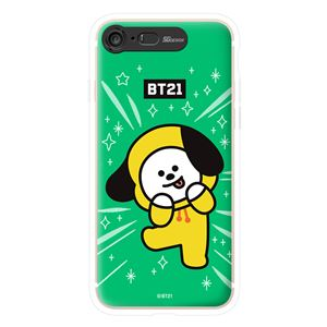 SG Design iPhone 8/7 BT21 GRAPHIC LIGHT UP CASE CHIMMY