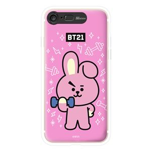 SG Design iPhone 8/7 BT21 GRAPHIC LIGHT UP CASE COOKY