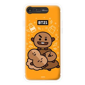 SG Design iPhone 8/7 BT21 GRAPHIC LIGHT UP CASE SHOOKY