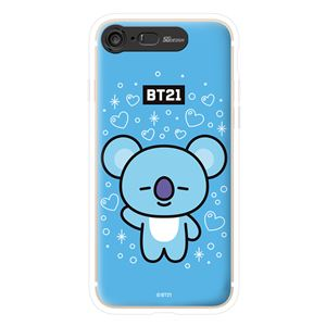 SG Design iPhone 8/7 BT21 GRAPHIC LIGHT UP CASE KOYA