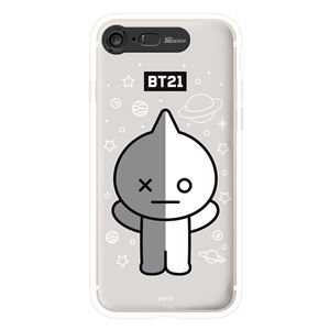 SG Design iPhone 8/7 BT21 GRAPHIC LIGHT UP CASE VAN