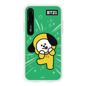 SG Design iPhone XS / X BT21 GRAPHIC LIGHT UP CASE CHIMMY